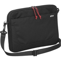 "STM Blazer Sleeve for 13"" Laptops/Tablets - Black"