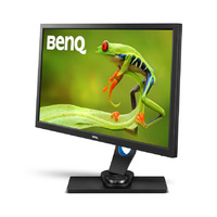 "BenQ SW2700PT 27"" QHD Professional Adobe RGB Colour Management Monitor for Photographers"