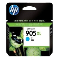 HP 905XL Original Ink Cartridge - Cyan (T6M05AA)