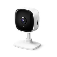 TP-Link TAPO-C100 Home Security Wi-Fi Camera, 1080p, 2 Way Audio, Night Vision