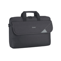 Targus 15.6' Intellect Top Load Case with Padded Laptop Compartment - Black