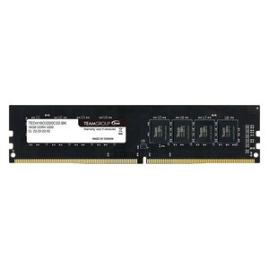 Team Elite DDR4 DRAM 16GB 3200MHz 1.2V for Intel and AMD