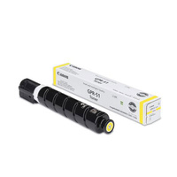 Canon TG65 GPR51 Yellow Toner 21,500 pages Yellow