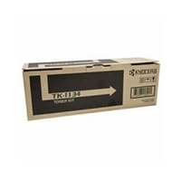 Kyocera TK1134 Toner Kit 3,000 pages at 5% Black