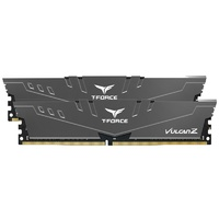 Team T-Force Vulcan Z 32GB (2x 16GB) DDR4 3200MHz Memory - Grey