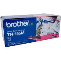 Brother TN-155M - High Yield Magenta Toner Cartridge