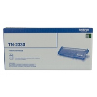 Brother TN-2330 Toner Cartridge Black