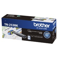 Brother TN-253BK Black High Yield Toner Cartridge