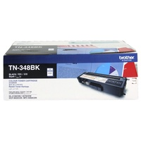 Brother TN-348 High Yield Toner Cartridge Black