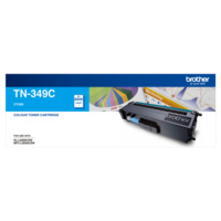 Brother TN-349C Cyan Toner