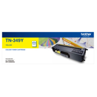 Brother TN-349Y Yellow Toner