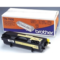 Brother TN-7600 Toner Cartridge 6.5K pages
