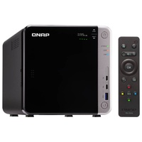 QNAP TS-453BT3-8G 4 Bay Thunderbolt 3 NAS Intel Celeron Quad Core CPU 8GB RAM