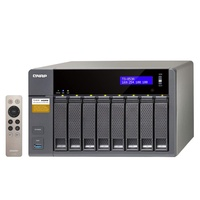 QNAP TS-853A-4G 8 Bay Diskless NAS Quad-core Intel Celeron CPU 4GB RAM
