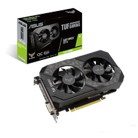 ASUS GeForce GTX 1660 SUPER TUF Gaming OC 6GB Video Card