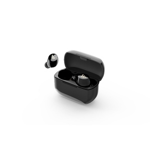Edifier TWS1 Bluetooth Wireless Earbuds - BLACK Dual BT Connectivity Wireless Charging Case
