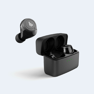 Edifier TWS5 Wireless Bluetooth Stereo Earbuds With Built In Mic - Black