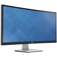 "Dell Ultrasharp U3415W 34"" IPS QHD Curved Ultrawide Monitor 21:9"