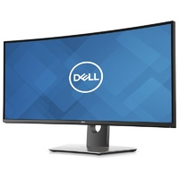 "Dell UltraSharp U3419W 34"" Ultra-Wide QHD Curved USB-C IPS Monitor"