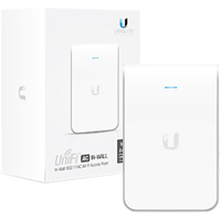 Ubiquiti Networks UAP-AC-IW-PRO In-Wall Pro 802.11ac Access Point with Ethernet