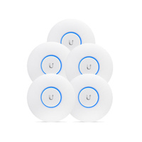 Ubiquiti Networks UAP-AC-LITE 802.11ac Dual-Radio Access Point - 5 Pack