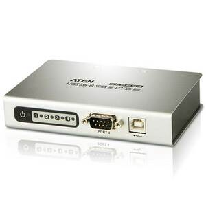 ATEN UC4854 USB to 4 Port Serial RS-485/422 Hub