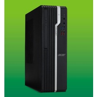 Acer Veriton X2660G SFF Core i3-8100/4GB DDR4/1TB HDD/DVDSM/1x VGA,1x HDMI,1x DisplayPort/Internal Speaker/Win 10 pro/3 Yr onsite WTY