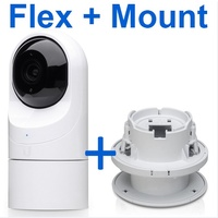 Ubiquiti UniFi Protect – G3 Flex + Flex Ceiling Mount