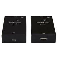 StarTech 1 Port USB 2.0 over Cat5/6 50m Extender Kit