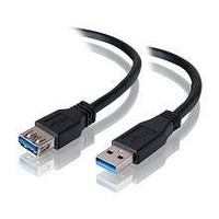 ALOGIC 3m USB 3.0 Type A to Type A Extension Cable Male to Female USB3-03-AA
