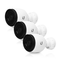 Ubiquiti Networks UniFi Video UVC-G3-PRO-3 FHD 3x Zoom IP Camera - 3 Pack