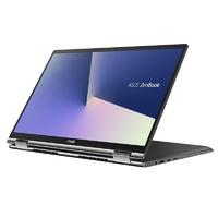 "ASUS ZenBook Flip 13 13.3"" 2-in-1 Notebook i7-8565U 16GB 512GB W10P Touch - Grey"