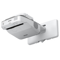 Epson EB-675WI ULTRA SHORT THROW WXGA, 3200 ANSI, INTERACTIVE PEN, 3X HDMI, NO MOUNT