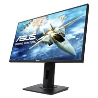 "ASUS VG258QR 24.5"" FHD Ultra-Fast 0.5ms 165Hz G-Sync Compatible Gaming Monitor"