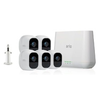 Arlo Pro 2 Smart Security System with 5 HD Cameras