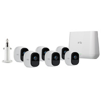 Arlo VMS4630 Arlo Pro Wire-Free HD Camera Security System with 6 HD Cameras