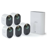 ARLO ULTRA 4K UHD 5 WIRE-FREE SECURITY CAMERA & SMART HUB - VMS5540