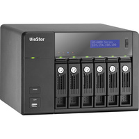 QNAP VS-6020 Pro, 6 drive (RAID 0/1/5/6/), 20ch NVR with VGA display & keyb & mouse sup, 2y RTB - EX DEMO