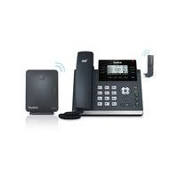 Yealink W41P Wireless DECT Deskphone Solution including W60B, SIP-T41S and DD10K DECT Dongle