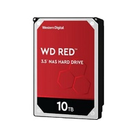 "WD WD101EFAX 10TB Red 3.5"" IntelliPower SATA3 256MB NAS Hard Drive"