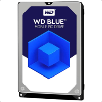 "WD Blue 1TB Internal PC Mobile Hard Drive 2.5"" 5400RPM SATA 6Gb/s 128MB Cache WD10SPZX"