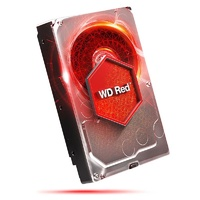 "WD WD60EFRX 6TB Red 3.5"" IntelliPower SATA3 NAS Hard Drive"