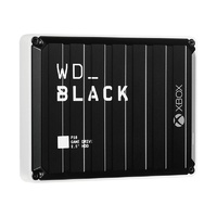 WD Black 3TB P10 Game Drive for Xbox One WDBA5G0030BBK
