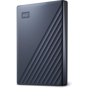 WD MY PASSPORT ULTRA 2TB BLUE Portable Hard Drives