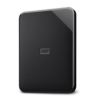 WD Elements SE 4TB USB 3.0 Portable External Hard Drive WDBJRT0040BBK-WESN