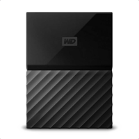 WD My Passport 2TB USB 3.0 Portable Storage for MAC WDBLPG0020BBK-WESE