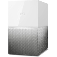 WD My Cloud Home Duo 4TB Dual-Drive Personal Cloud Storage NAS