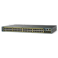 Cisco 2960-S Series Switch Switch WS-C2960S-48TS-L