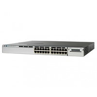 Cisco Catalyst 3850 24 Port PoE IP Servi