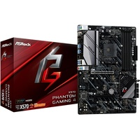 ASRock X570 Phantom Gaming 4 AM4 Motherboard
